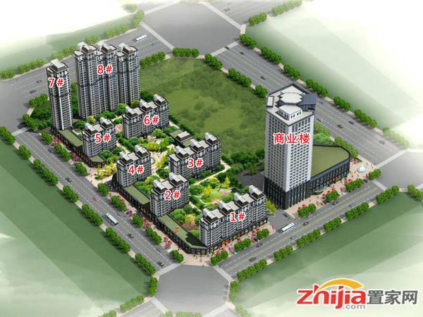 华浩活力城 规划图