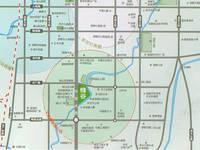 绿谷办公园 项目区位图