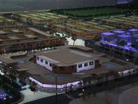 现代国际汽贸城 售楼处