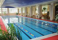万腾·御景城 游泳馆