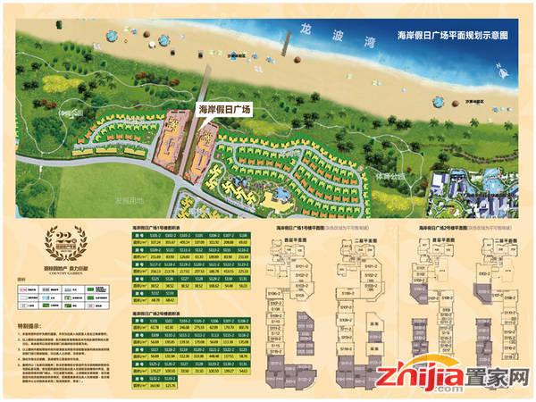 碧桂园金沙滩 周边环境效果图