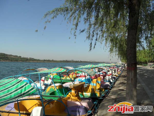 原河名墅 周边环境滹沱河