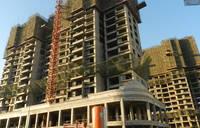 华宁春天 工程进度:最高盖至20层