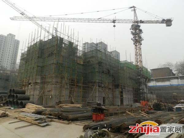 新合作城市广场 工程进度