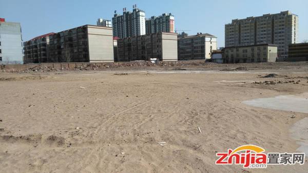 大友时代广场 项目工地地面已平整