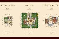 安纳溪小镇6室6厅7卫户型图
