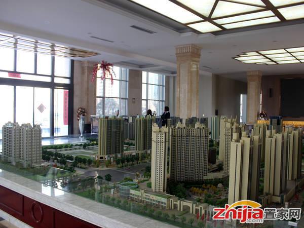 百家新城·尚苑 沙盘全景
