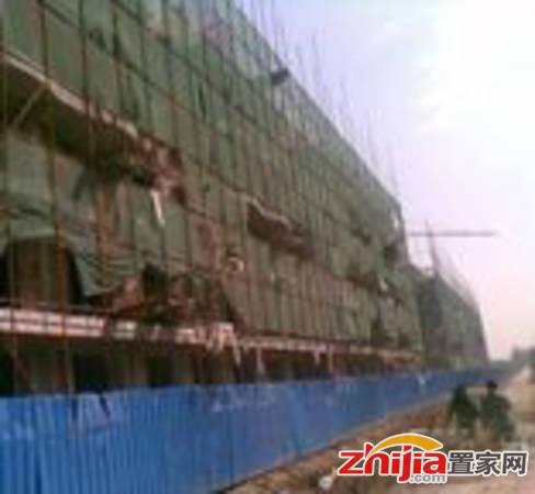 青青新城 工程进度