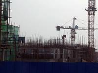 百家新城·尚苑 最高已经出地面2层