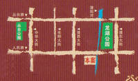 嘉华大厦 项目区位图