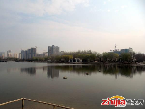 创鑫阳光城 龙湖公园