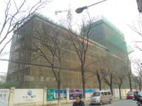 华宸华庭 写字楼最高出地面12层