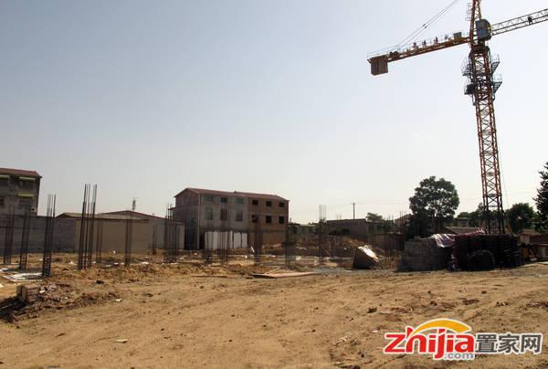 淳茂·公园城 会所正在施工