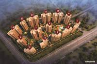 绿地•中央文化城 效果图