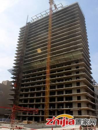中道大厦二期 写字楼施工实景照