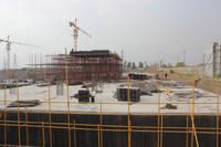 辰嘉·紫御豪庭 负二层建设完毕,即将出地面