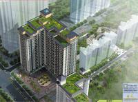 智汇城 俯览效果图