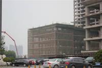 电谷中央时区 电谷中央时区2015.06.25更新施工进度