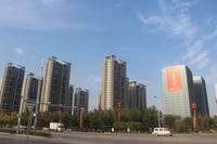 万浩锦河湾 现房风采
