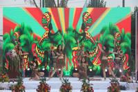 万浩锦河湾 开场舞蹈《非洲印象》