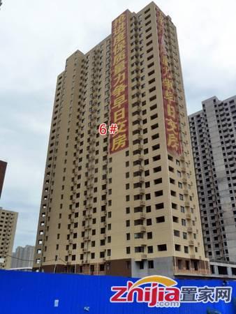 现代海棠湾 施工实景照