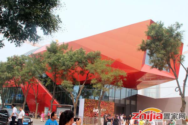 华润大厦 展示中心外观