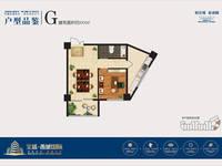 宝盛·西城国际户型图