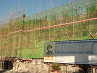 朝阳花园 项目最新施工进度