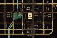 鸿昇广场·燕园 交通图