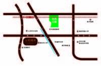 云杉溪谷 交通图