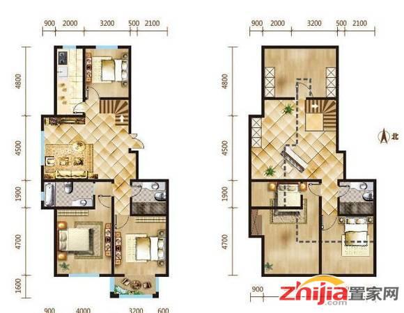 南 楼层:第6层/总7层 类型:普通住宅 装修:毛坯 产权:70年产权 商品房