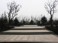 汉成华都 公园施工实景照