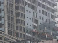 阳光大厦 写字楼施工实景照