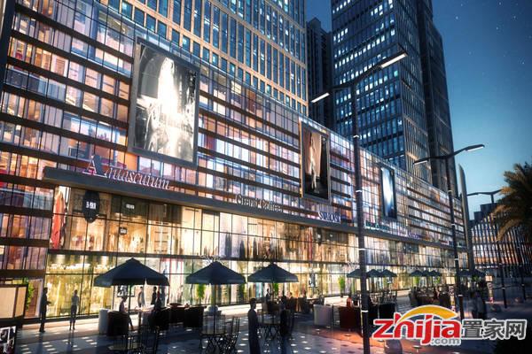 长九中心SOHO 商业街