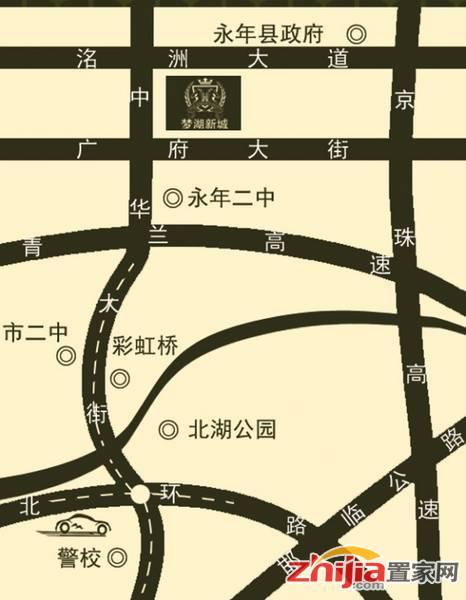 邯郸新房 永年县 梦湖新城 相册