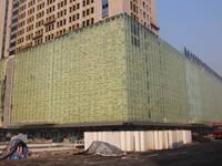 中道大厦二期 施工实景照