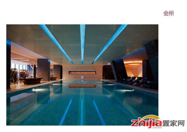 东城国际 会所 游泳馆