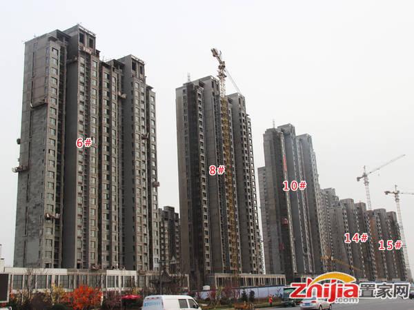 荣盛·江南锦苑 施工实景照