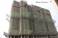 厚德福城 3#楼18层顶板钢筋绑扎