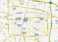 汇特都泰广场 交通图