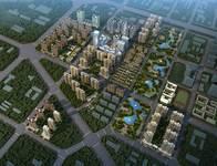 东南智汇城 鸟瞰白天