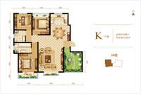 帝华·鸿府4室2厅2卫户型图