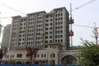 厚德福城 2#楼1、2单元外立面施工(2016.7.14)