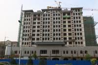 厚德福城 2#楼3、4单元外墙保温施工(2016.7.14)
