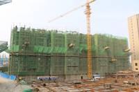 厚德福城 5#楼9层施工(2016.7.14)