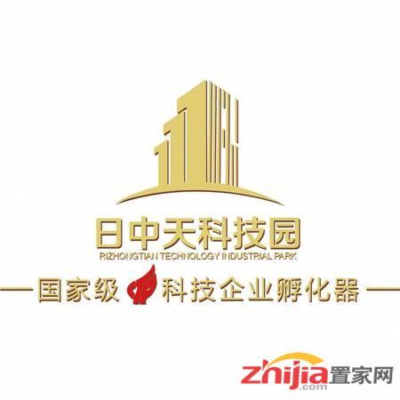 日中天创新科技园 logo