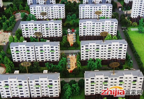 未来城 沙盘模型