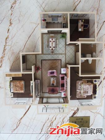 未来城 户型模型