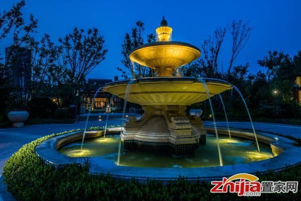 尚宾城 园区夜景