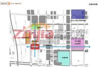 荣科翔苑 周边区位环境设计效果图